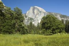 Meia abóbada de Yosemite Fotografia de Stock Royalty Free