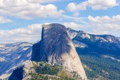 Meia abóbada no parque nacional de Yosemite, Califórnia, EUA Imagem de Stock Royalty Free