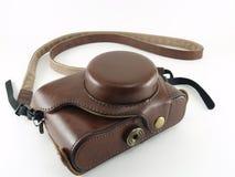 Meia caixa para a câmera Fotografia de Stock Royalty Free