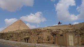 Meia pirâmide imagens de stock