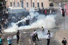 Meidag in Istanboel Stock Fotografie