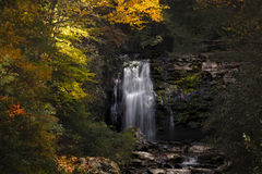 Meigs waterfall Stock Images