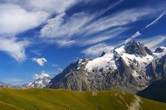 Free Meije Peak In Oisans, France Royalty Free Stock Images - 17292269