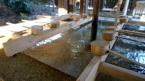 Meiji świątynia obraz stock