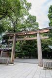 Meiji Jingu Zdjęcia Royalty Free