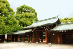 Meiji Jingu Royalty Free Stock Photo