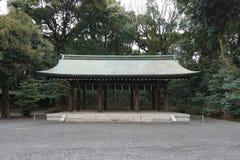 Meiji Jingu no Tóquio Imagens de Stock Royalty Free
