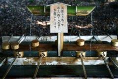 Meiji Jingu shrine Royalty Free Stock Images