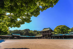 Meiji Shrine,Shibuya,Tokyo,Japan Royalty Free Stock Photos