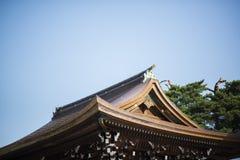 Meiji Shrine, Shibuya, Tokyo, Japan Royalty Free Stock Photos