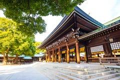 Meiji Shrine in Tokyo, Japan Royalty Free Stock Photos