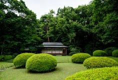 Meiji Shrine Yoyogi Park Tokyo Japan Azië stock afbeeldingen