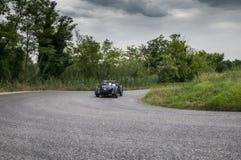 Meilen 2015 des Rennweinlese-Autos tausend Lizenzfreies Stockfoto