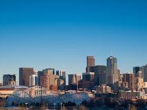 Meilen-hohe Stadt von Denver Lizenzfreie Stockfotografie