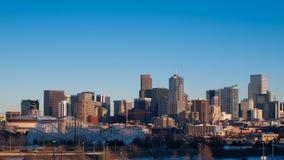 Meilen-hohe Stadt von Denver Lizenzfreie Stockfotos