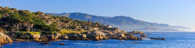 17-Meilen-Küstenlinie Stockfoto