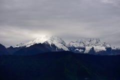 Meili雪山 库存图片