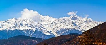 Free Meili(Meri) Snow Mountains Stock Photo - 36151680