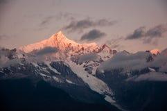 Meili-Schnee-Berg stockbild