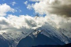 Meili-Schnee-Berg-Mingyong-Gletscher Stockbild
