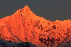 Meili snow mountains Stock Photo