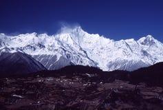 Free Meili Snow Mountains Royalty Free Stock Image - 34277316