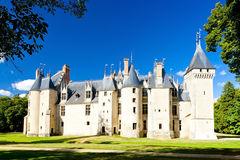 Meillant Castle Royalty Free Stock Image