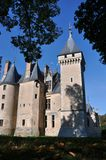 Meillant Chateau  Royalty Free Stock Images