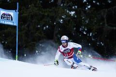 MEILLARD Loic in Audi Fis Alpine Skiing World-Kop Royalty-vrije Stock Foto