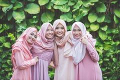 Meilleur ami heureux de fille ensemble Photographie stock libre de droits