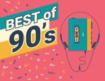 Meilleur de 90s Images stock