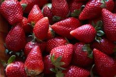 Meilleures fraises espagnoles photo libre de droits