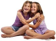 Meilleurs amis Image libre de droits