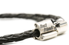 Meilleurs amis Bracialet Images libres de droits