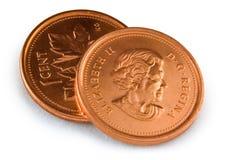 Mein 2-Cent-Wert Stockfotos