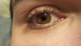 Mein Auge Lizenzfreie Stockbilder