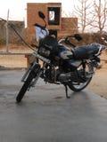 Mein bestes Fahrrad lizenzfreies stockfoto
