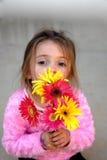 Mein Blumenstrauß Lizenzfreies Stockfoto