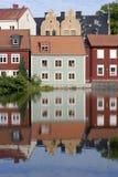 Mein Fluss-Haus Lizenzfreie Stockfotografie