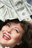 Mein Geld lizenzfreie stockbilder