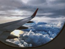 Mein Himmel stockfotografie