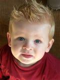 Mein süßer Sohn Stockbild