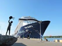 Mein Schiff 4   Cruise ship Stock Photography