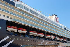 'Mein Schiff 1' cruise ships in Valletta Royalty Free Stock Images