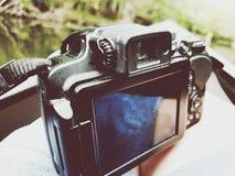 Meine Ausrüstung Lizenzfreie Stockfotografie