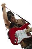 Meine elektrische Gitarre Lizenzfreie Stockfotos