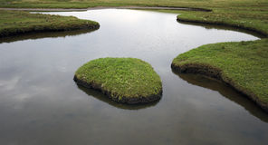 Meine Insel-Nahaufnahme Lizenzfreie Stockbilder