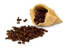 Meine Kaffeebohnen Stockfotografie