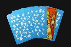 Meine Karten Stockbild