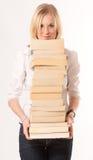 Meine Lieblingsbücher Stockfotografie